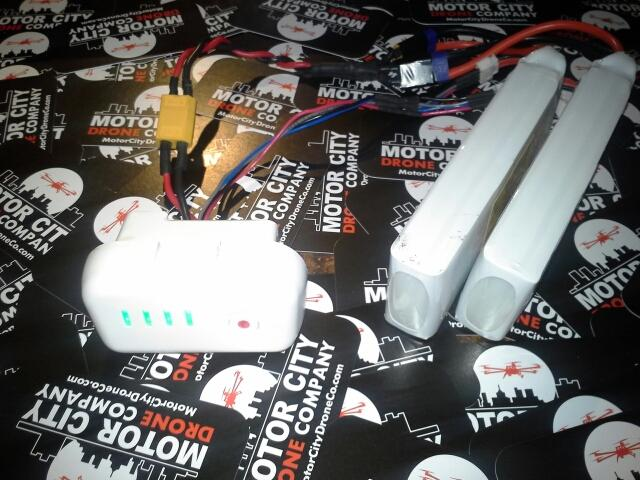 The Phantom 2 Battery Hack You Have Been Waiting For…
