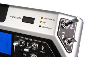 Graupner MC-20 Radio System