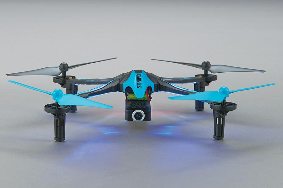 Dromida Ominus 238mm First Person View Ready to Fly Quadcopter