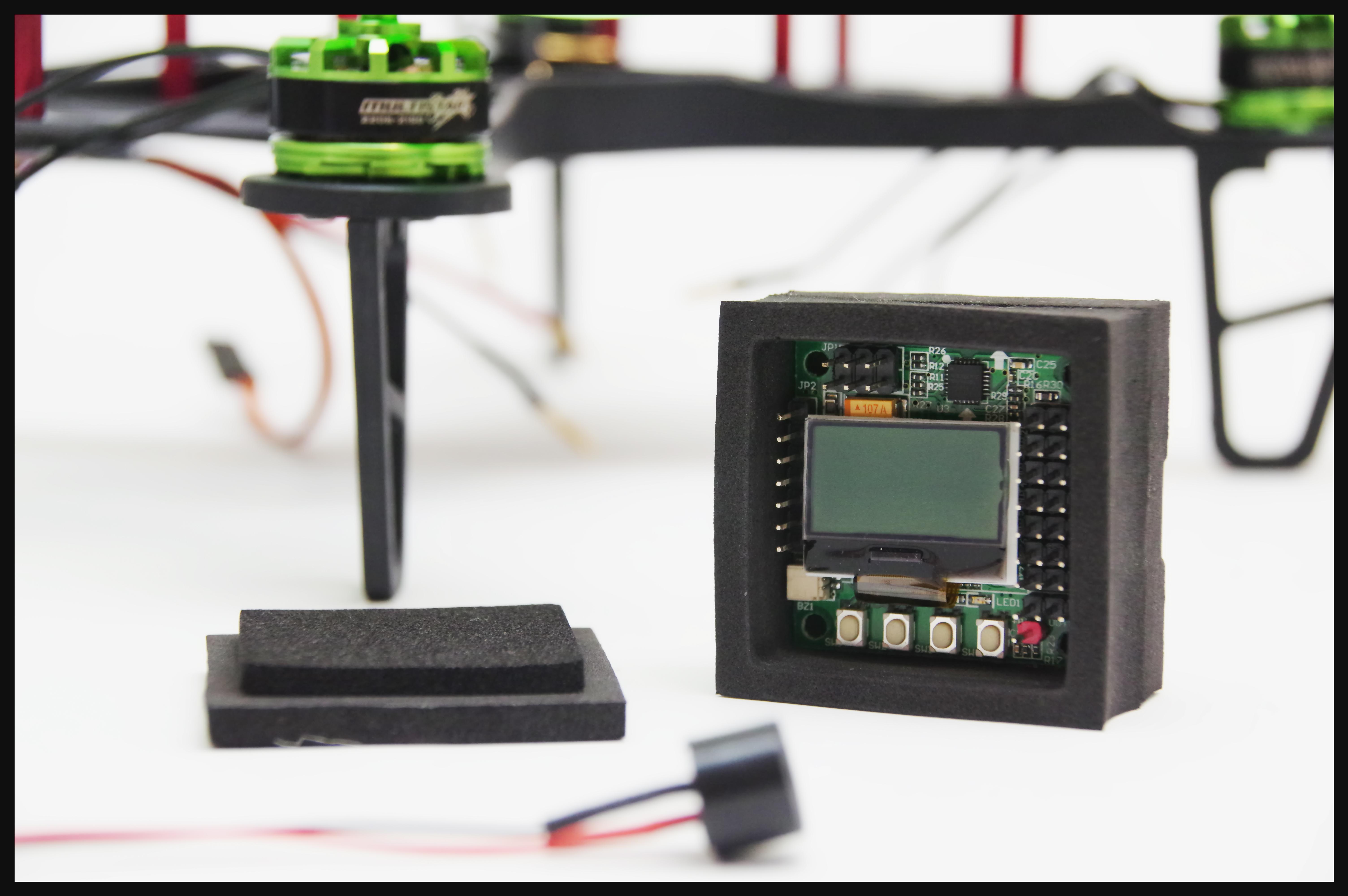 Kk Mini Flight Controller Wiring Reinvent Your Diagram Kk2 1hc Hobby King Multi Rotor Control Board 36x36mm Rh Thedronesmag Com 21
