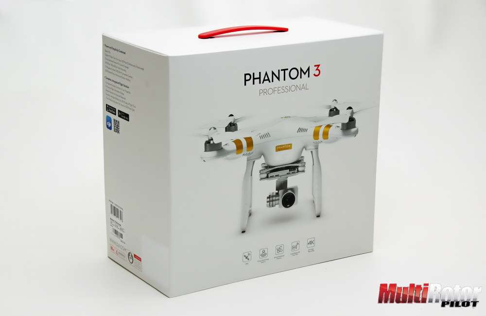 DJI Phantom 3 Professional and Advanced Released!