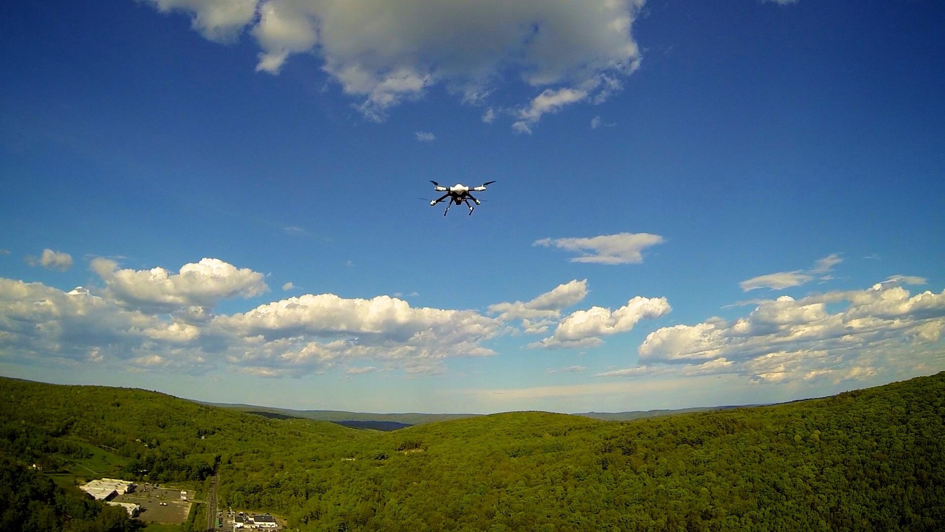 Taking Sky-Hero Machines to New Heights – Second Person View