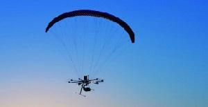 UAV-Drone-Parachute-Ballastic