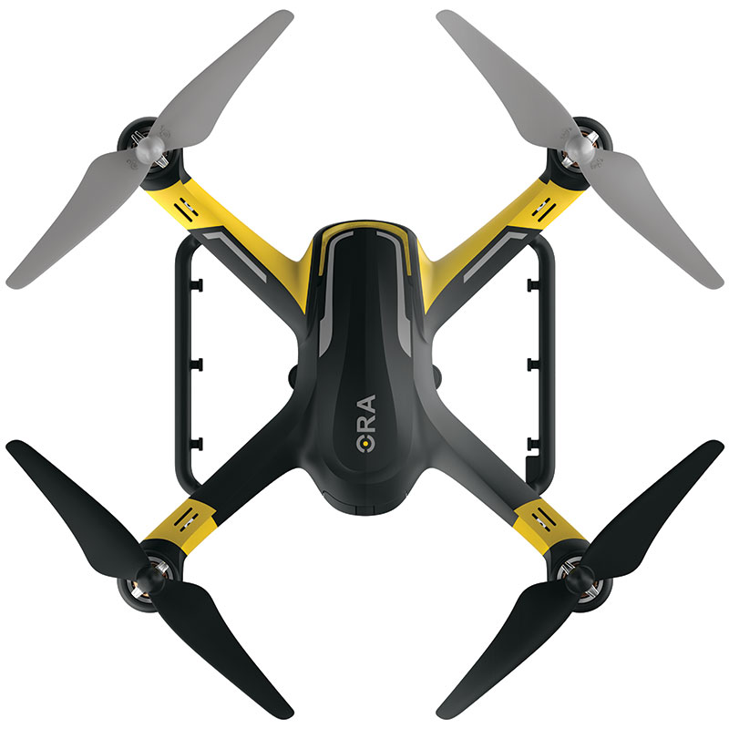 ORA Ready-to-Fly FPV Quadcopter with HD Camera