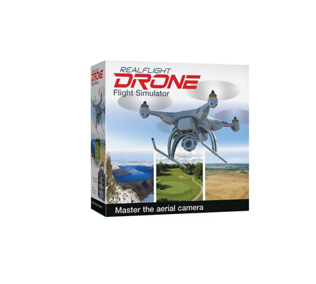 Great Planes RealFlight Drone Flight Simulator