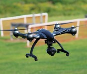Easy-to-Fly, High-Performance 4K Aerial Video Drone: Yuneec Typhoon Q500 4K