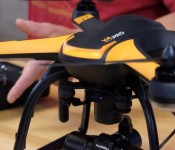 Video: Hubsan X4 Pro Deluxe unboxing and initial reveal