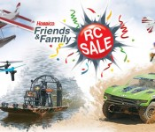 Save BIG with the Hobbico Friends and Family Sale