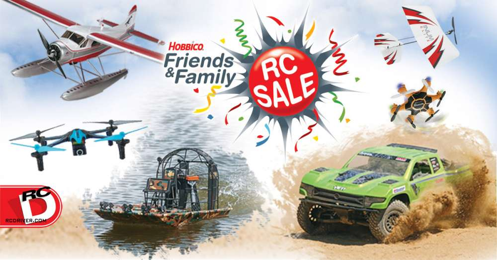 Hobbico friends & family rc sale