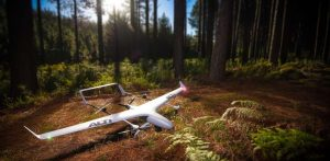 The ALTI Transition: Multi-Rotor and Fixed Wing, Electric