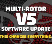 Castle Creations Inc. Releases Brand New, State-of-the-Art  Multi-Rotor V5 Firmware