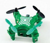 Ultra-Tiny Quad-Copter You Can Fly Anywhere Indoors… Pantry Included