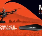 Multi-Rotor Drone Propeller with Unparalleled Thrust and Efficiency