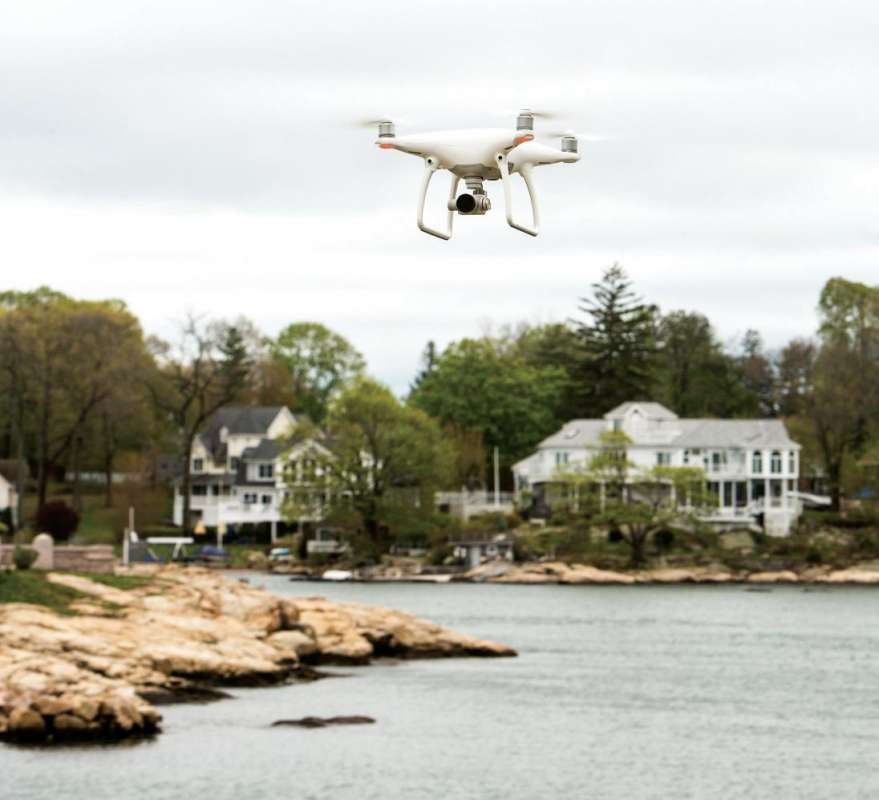 30 Days With The Dji Phantom 4 - The Drones Mag