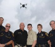 "North Louisiana Sheriff's Office Deploys ""DRONE PATROL"""