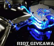 GIVEAWAY: Thrust UAV Custom Riot 250R Pro