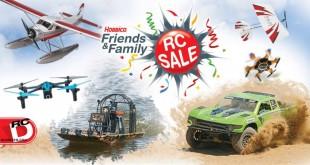Hobbico friends & family rc sale