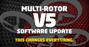 Castle Multirotor V5 Update main